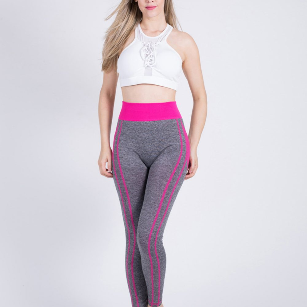 Heart Shaped Sport Tights