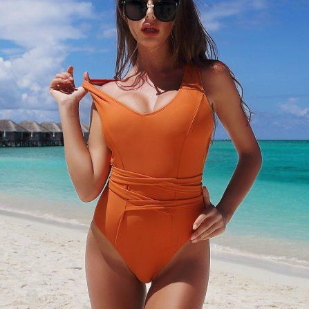 High Cut Swimsuit