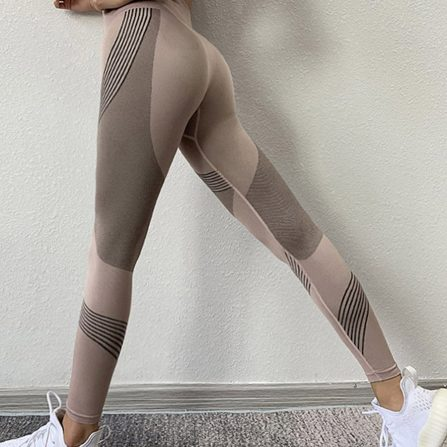High Waist Quick drying Pants