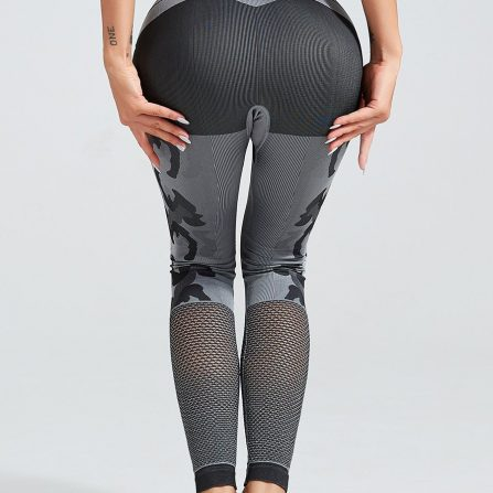High Waist Seamless Yoga Leggings