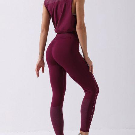 Seamless Yoga Suit